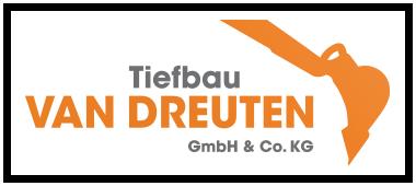 Tiefbau van Dreuten  - Ihr Tiefbaubetrieb.